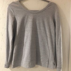 Old Navy Active Cross Back Sweatshirt